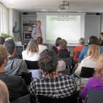 Besuchergruppe Altenpflegeschule Mainz Nr. 1