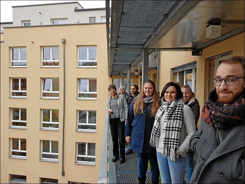 Besuchergruppe (Foto: privat)